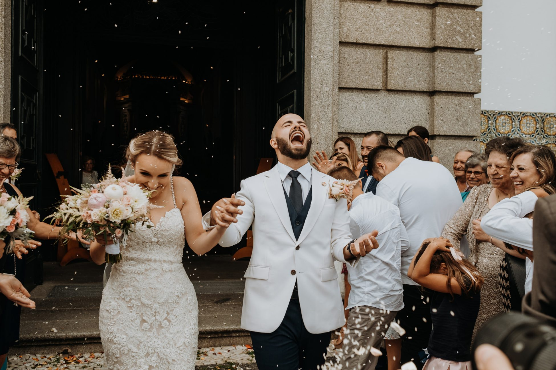 Wedding Photographer in Portugal