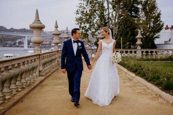 Wedding at Palácio do Freixo Porto